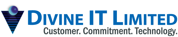 Divine IT Limited Logo