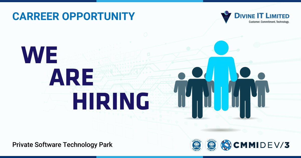Careers @ Divine IT Limited - Divine IT Limited